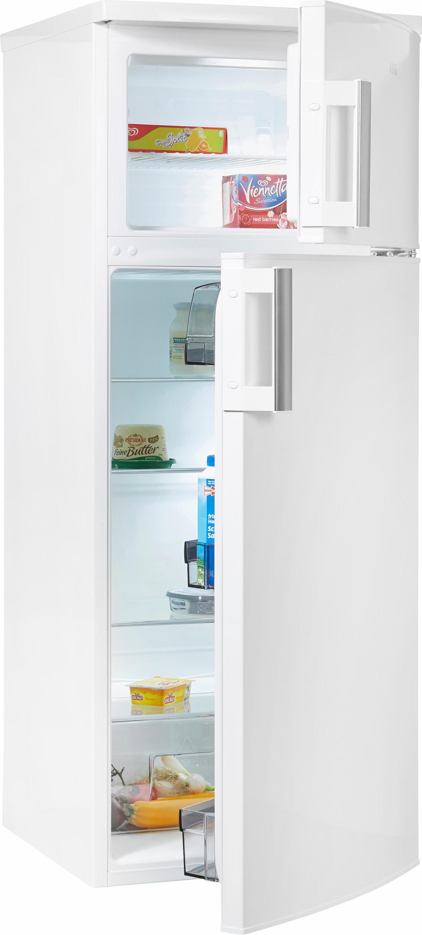 Aeg Kühlschrank Rtb91531aw : Aeg kühlschränke online shop aeg kühlschränke kaufen baur
