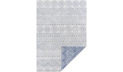 Teppich, »Wallace«, my home, rechteckig, Höhe 5 mm, maschinell gewebt kaufen