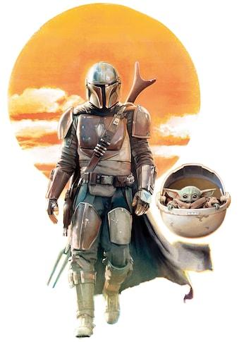 Komar Wandbild »Mandalorian The Child Family Trip«, Disney-Star Wars, (1 St.), 30 x 40... kaufen