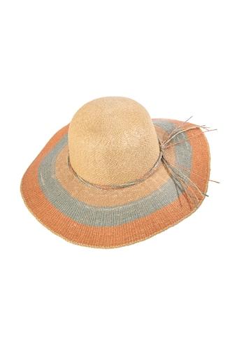 Chaplino Schlapphut, mit gestreifter Krempe kaufen