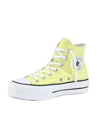 Converse Sneaker »CHUCK TAYLOR ALL STAR PLATFORM HI« kaufen