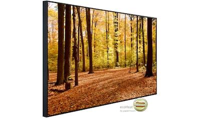 Papermoon Infrarotheizung »Herbstwald«, sehr angenehme Strahlungswärme kaufen