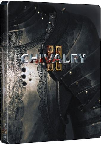 Deep Silver Spiel »Chivalry 2 - Steelbook Edition«, Xbox Series X-Xbox One kaufen