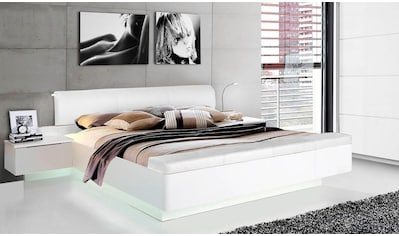 FORTE Bettanlage »Starlet Plus« Inkl. Bettbank Mit Stauraum Kaufen
