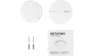 Netatmo Rauchmelder »Smarter Rauchmelder« kaufen
