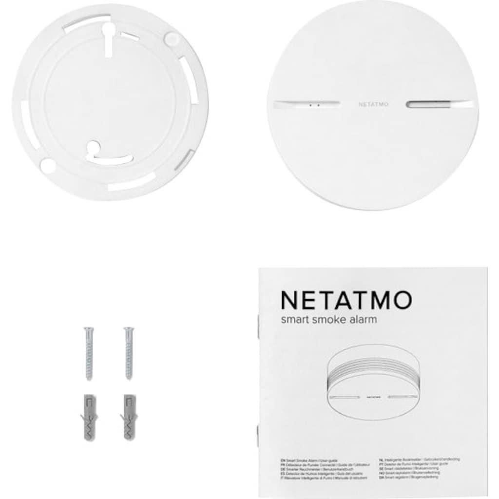 Netatmo Rauchmelder »Smarter Rauchmelder«