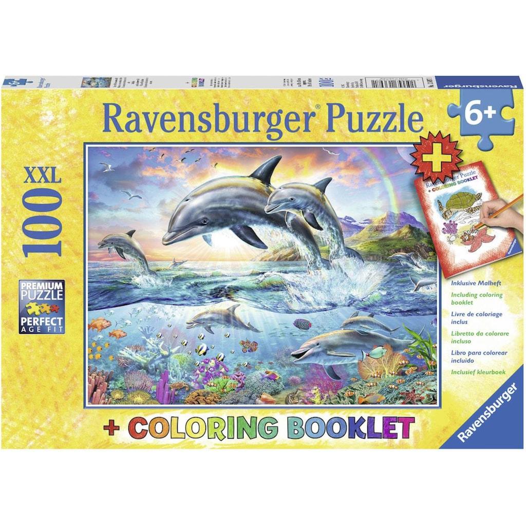 """Ravensburger Puzzle """"Bunte Unterwasserwelt"""""""