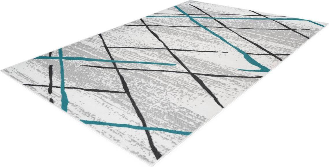 Teppich Vancouver 110 Kayoom rechteckig Höhe 10 mm maschinell gewebt