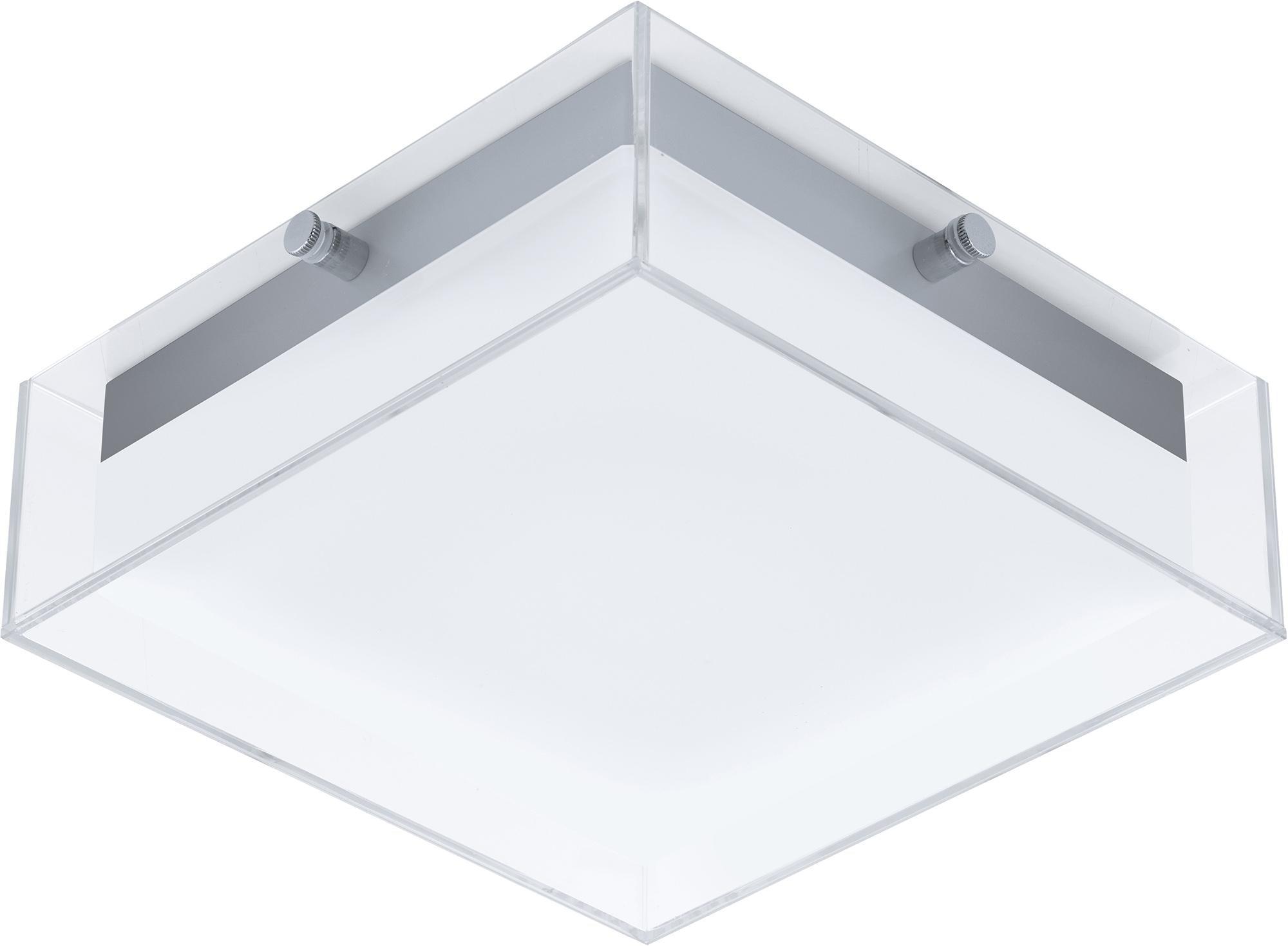 EGLO LED Außen-Deckenleuchte INFESTO, LED-Board, Warmweiß, LED tauschbar
