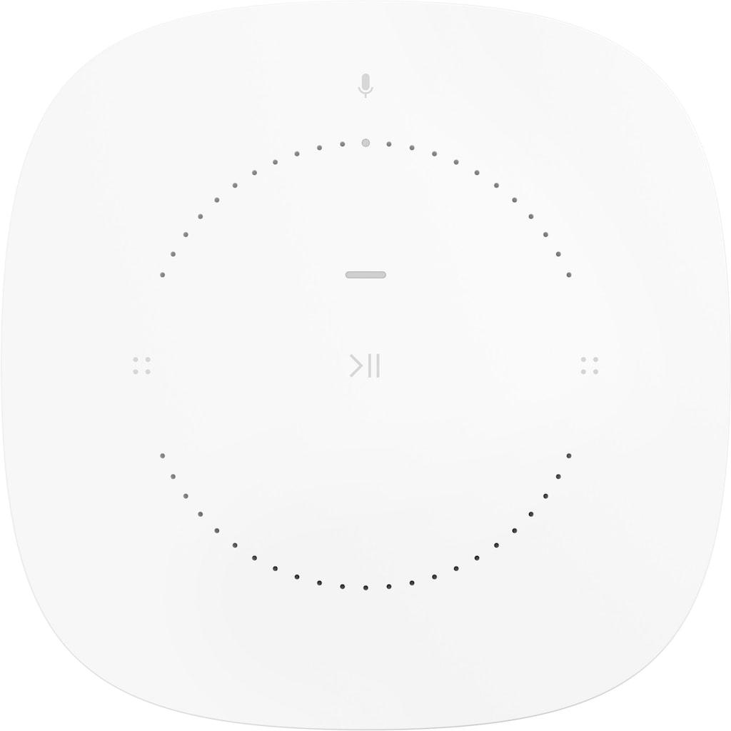 Sonos Smart Speaker »One Gen2«, mit integrierter Sprachsteuerung