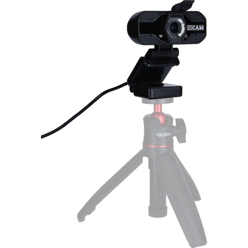 Rollei Webcam »R-CAM 100«, Full HD