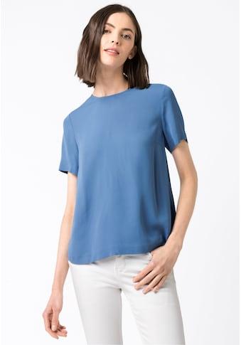 HALLHUBER Shirtbluse »Blusenshirt aus Crêpe« kaufen