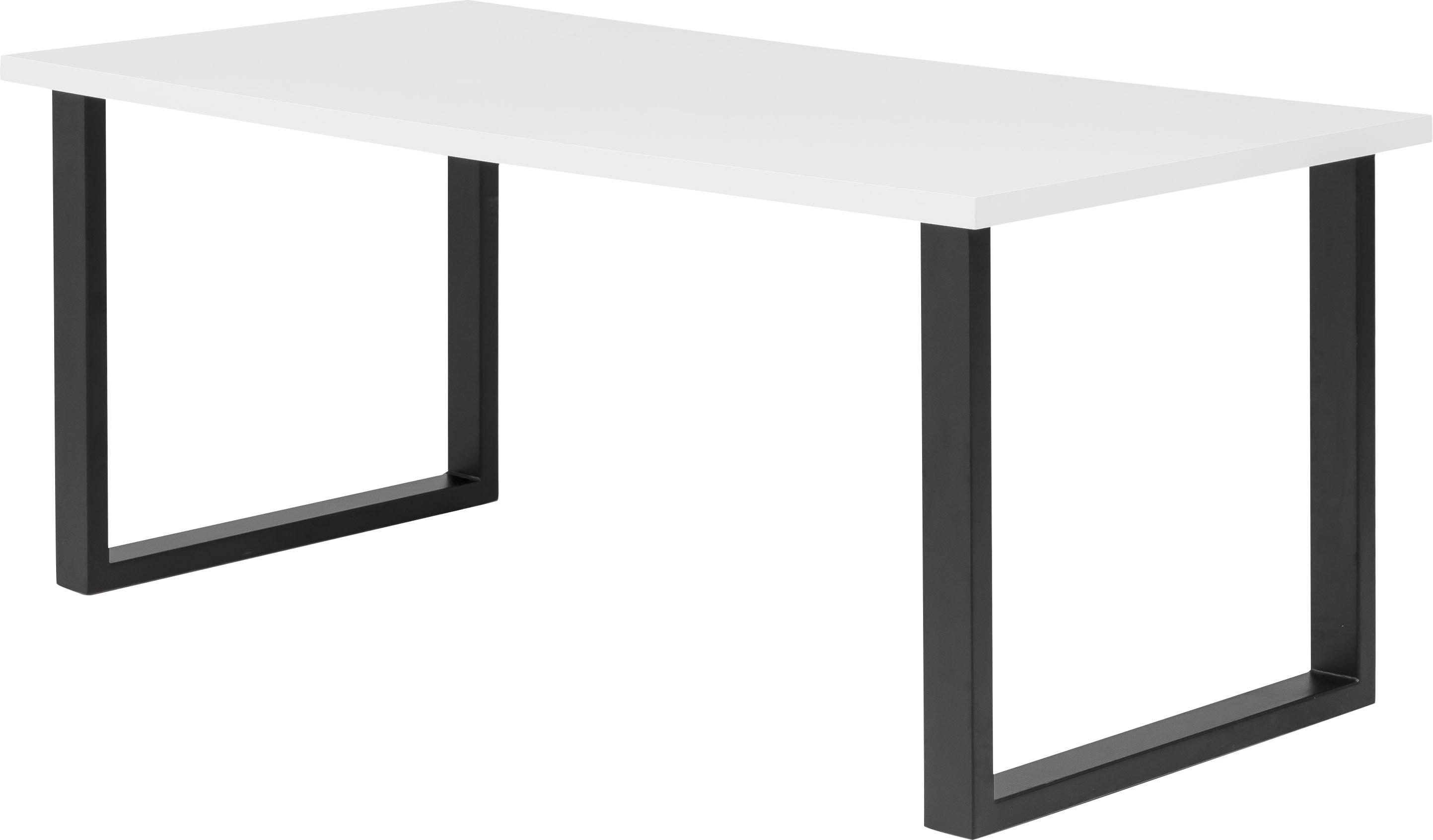 Quadrato Esstisch Modena weiß Ausziehbare Esstische Tische