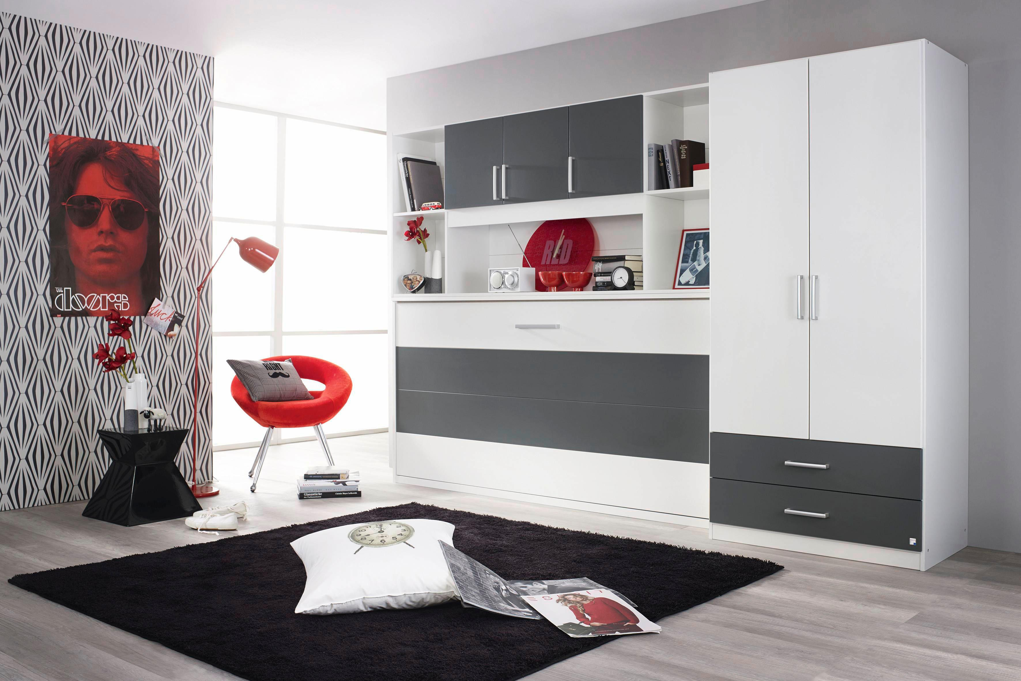 rauch pack s kleiderschrank albero cafe konrad vib. Black Bedroom Furniture Sets. Home Design Ideas