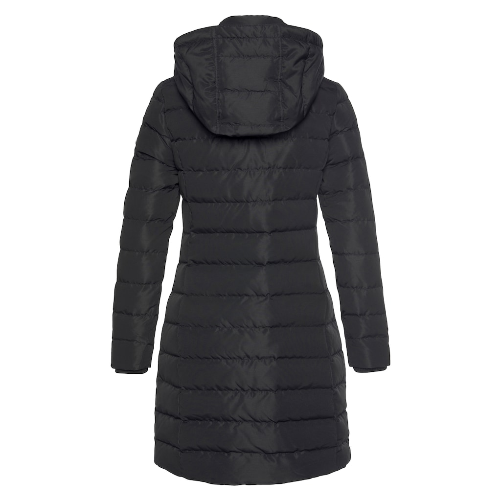 TOMMY JEANS Steppmantel »TJW QUILTED DOWN COAT«