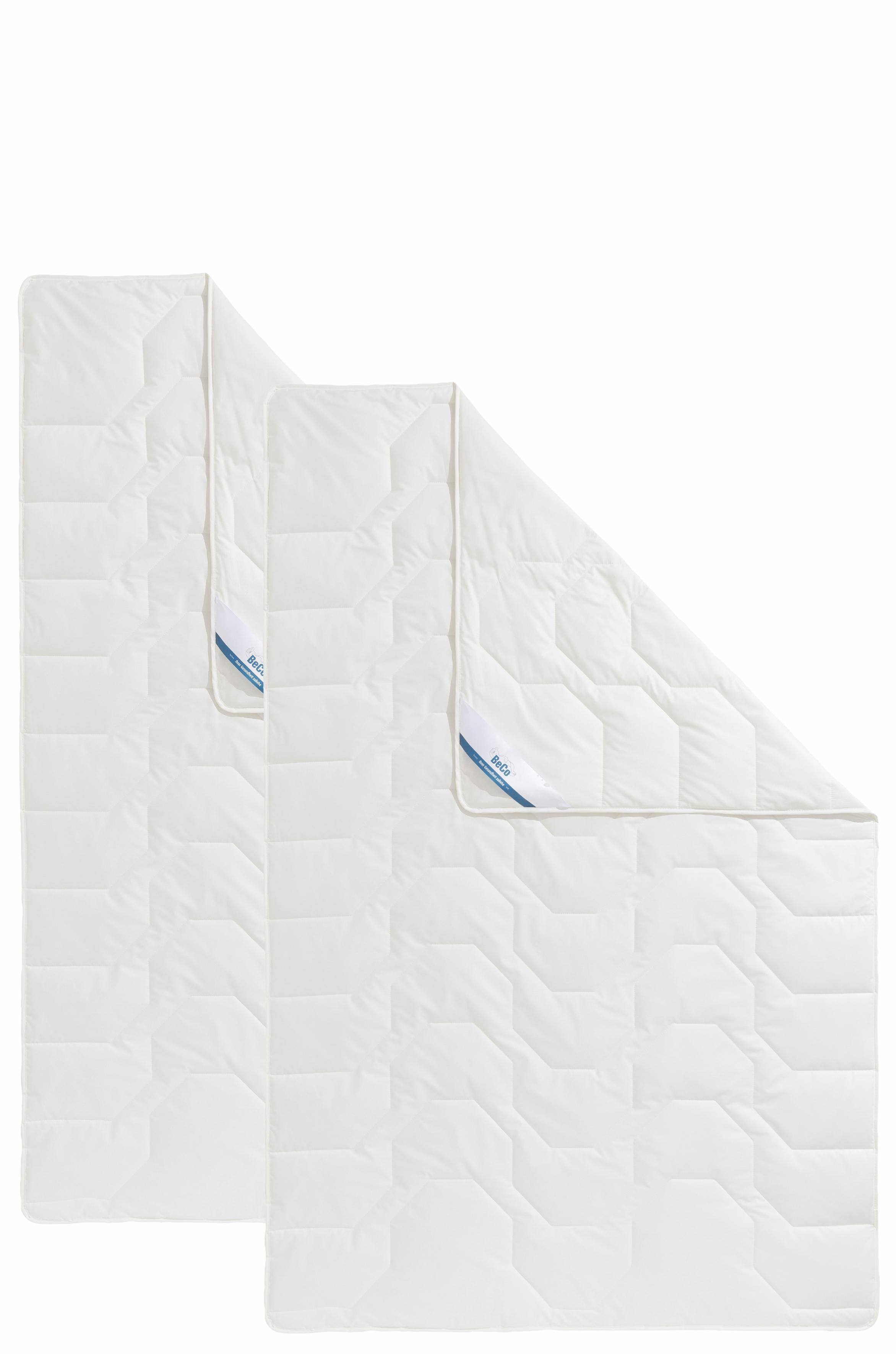 Bettdecke, »TENCEL® KbA«, BeCo, Leicht, inklusiv Leichtdecke gratis, nachhaltige Materialien
