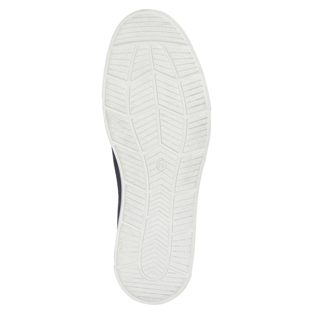 Naturläufer Sneaker, mit Klimamembrane