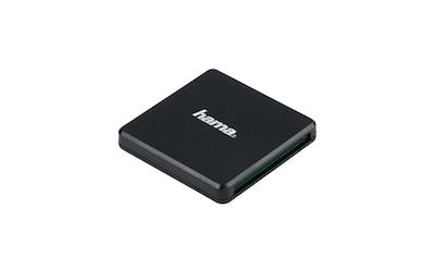 Hama USB 3.0 Kartenleser SD/SDHC/SDXC/CF u. Micro Speicherkarten kaufen