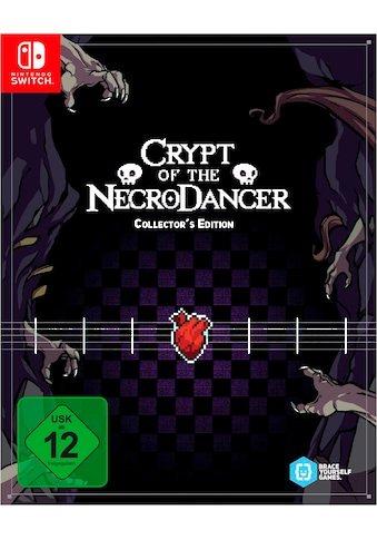 Spiel »Crypt of the Necrodancer Collector´s Edition«, Nintendo Switch kaufen