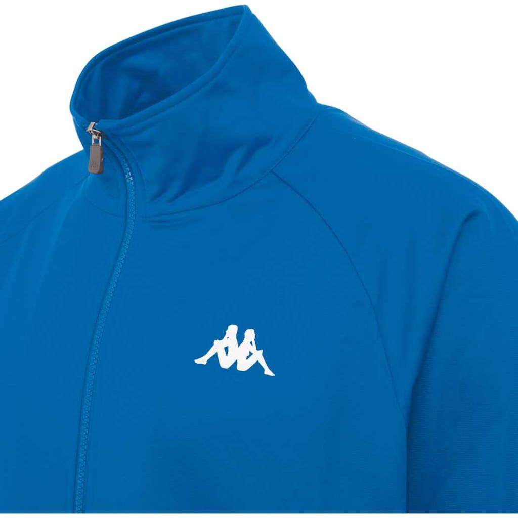 Kappa Trainingsanzug »TILL«, mit kontraststarken Logoprints<br />