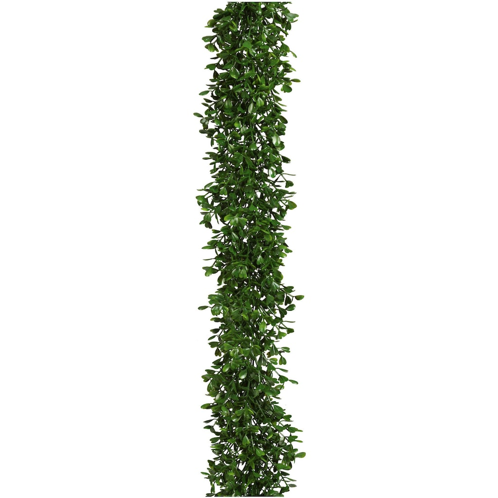 Creativ green Kunstgirlande »Buchsbaumgirlande«