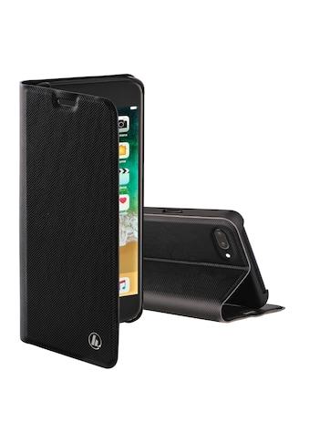 Hama Smartphone Booklet Schutzhülle Apple iPhone 7 Plus/ 8 Plus »Handyhülle, Tasche, schwarz« kaufen