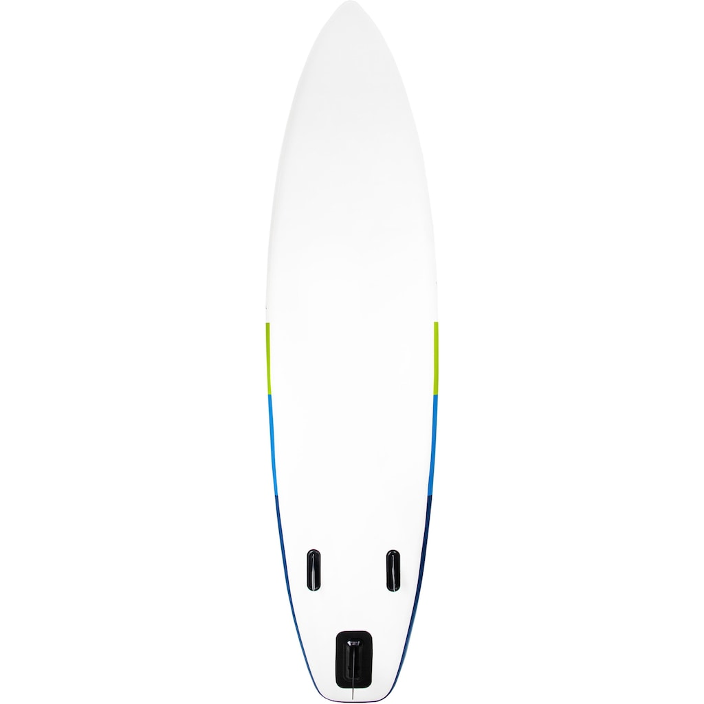 F2 Inflatable SUP-Board »F2 Line Up SMO blue«, (Set, 3 tlg.)