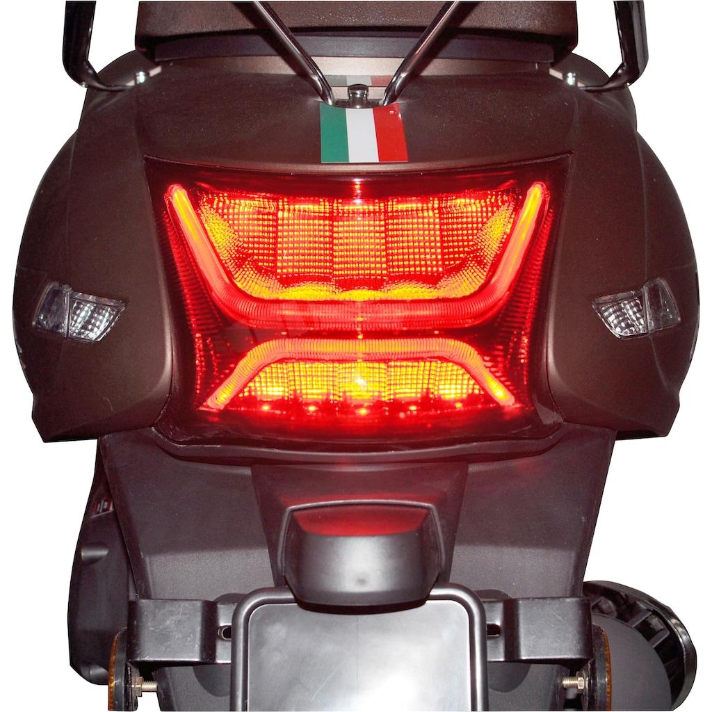 Alpha Motors Motorroller »Cappucino«, 3,3 PS, inkl. Topcase