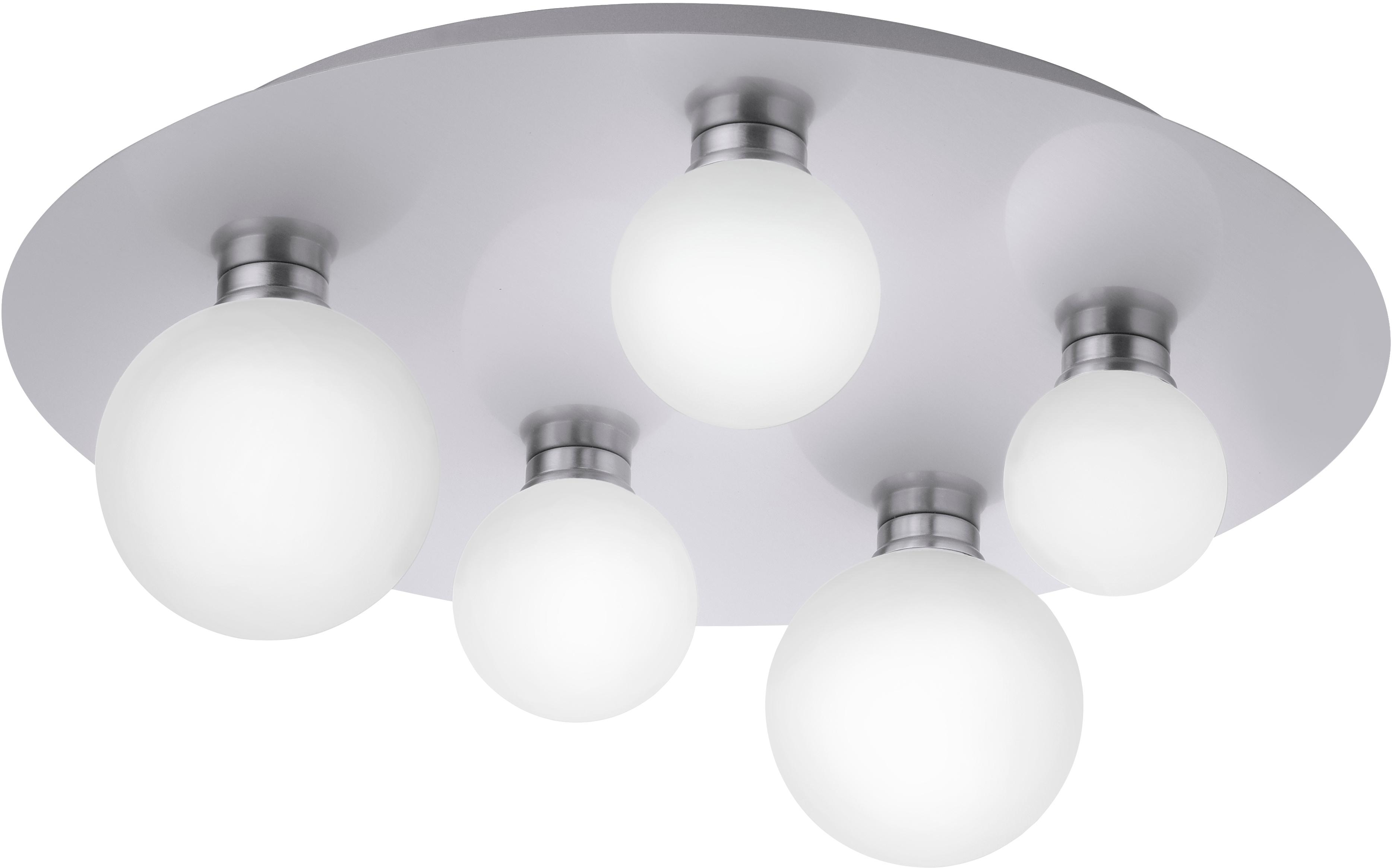 TRIO Leuchten LED Deckenleuchte DICAPO, LED-Board, 1 St., Farbwechsler, RGBW