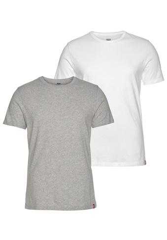 Levi's® T-Shirt, in schlichter Optik kaufen