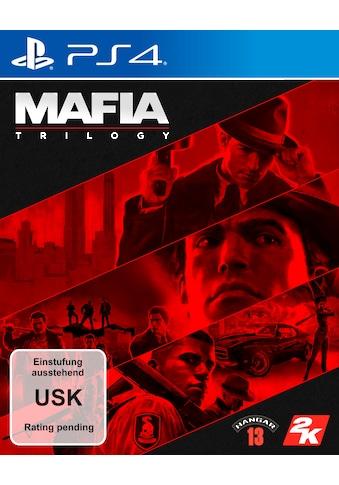 Mafia Trilogy PlayStation 4 kaufen