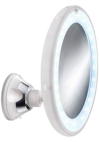 Kleine Wolke Kosmetikspiegel »Flexy Light«, 5-fach Vergrößerung kaufen