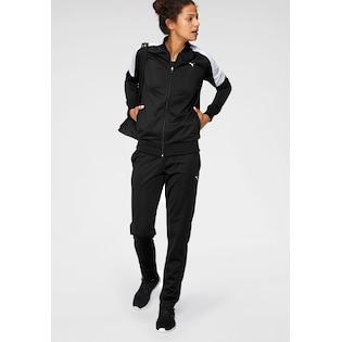 ef8596d435263 PUMA Trainingsanzug »Clean Tricot Suit Op« (Set