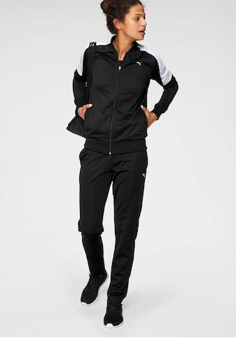 PUMA Trainingsanzug »Clean Tricot Suit Op« (Set, 2 tlg.) kaufen