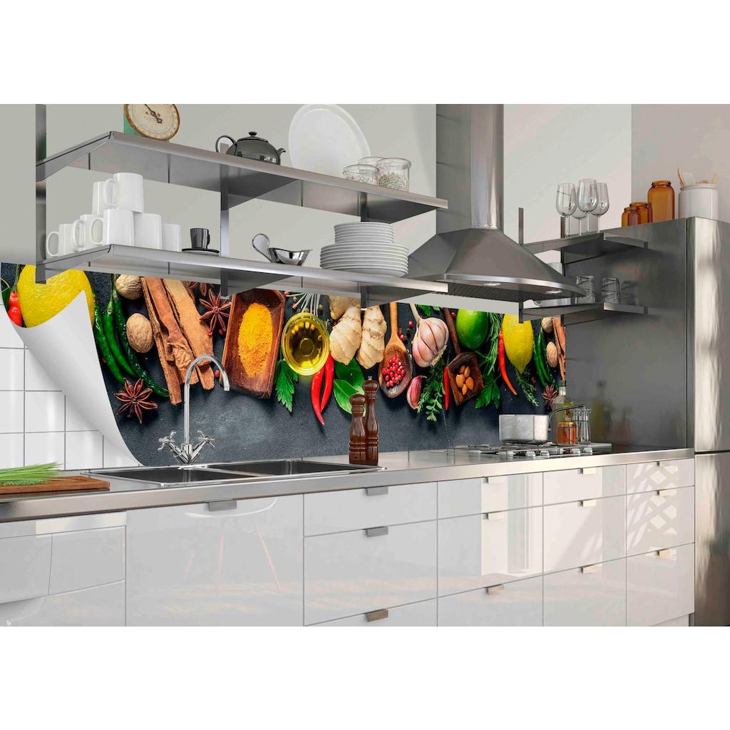 MySpotti Küchenrückwand »fixy«