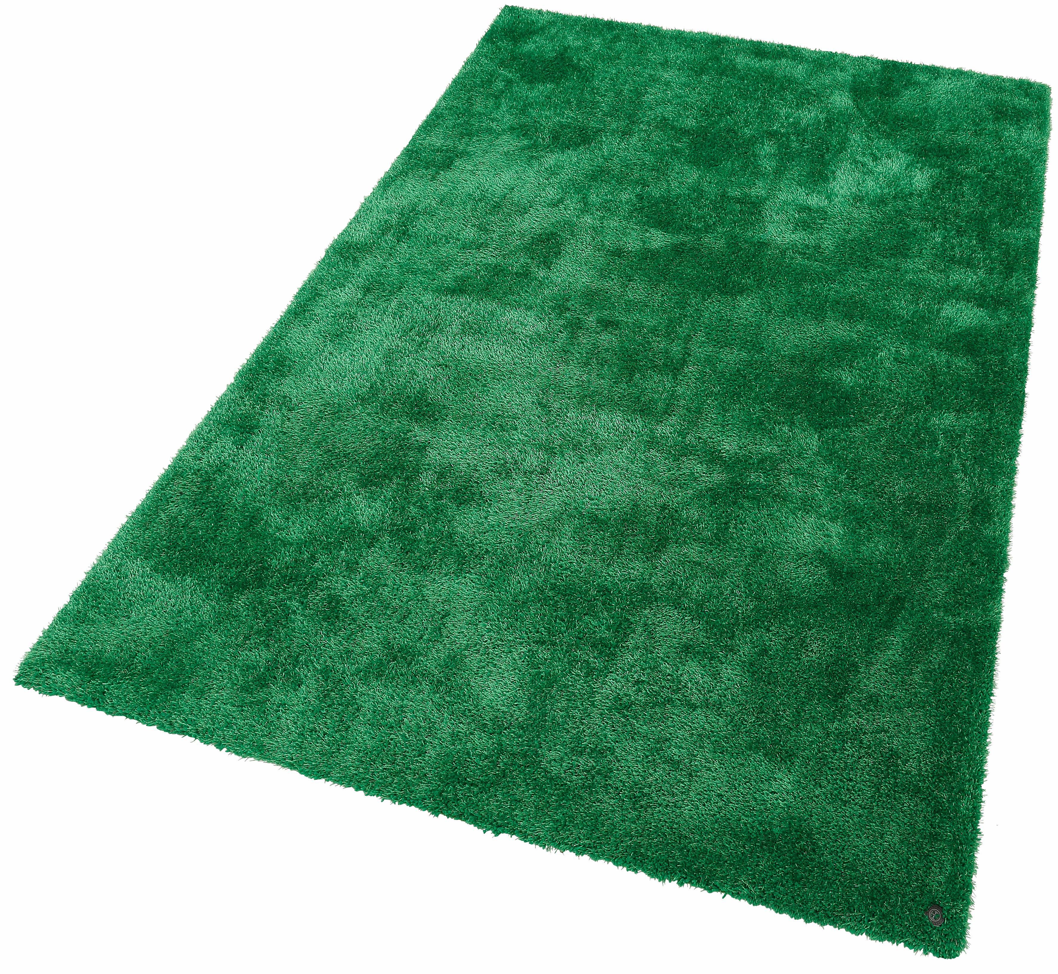 Hochflor-Teppich Soft TOM TAILOR rechteckig Höhe 35 mm handgetuftet