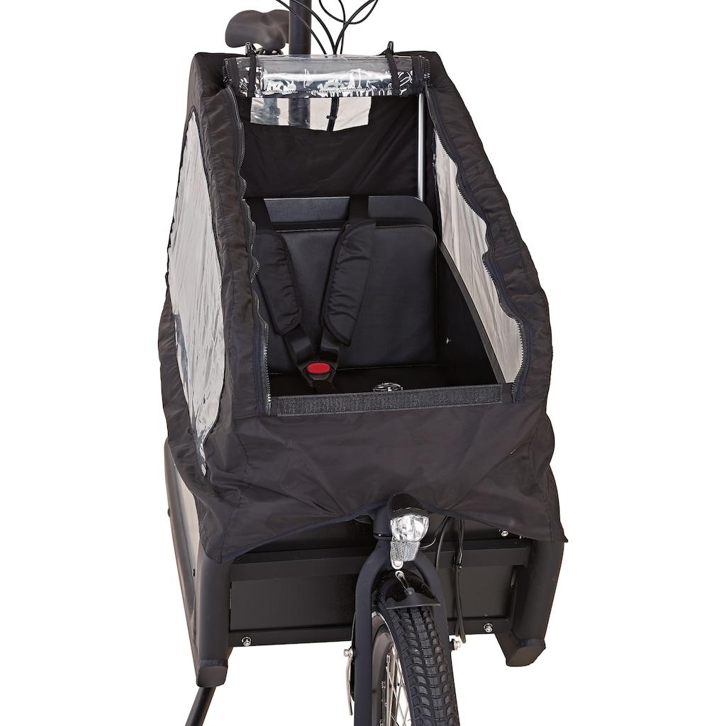 "Prophete E-Bike »CARGO Plus E-Bike 20""/26""«, 8 Gang, Shimano, Shimano Acera, Mittelmotor 250 W"