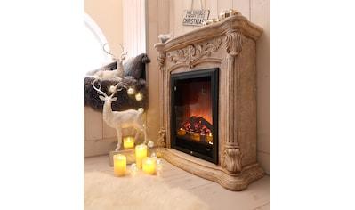 El Fuego Elektrokamin Rom kaufen