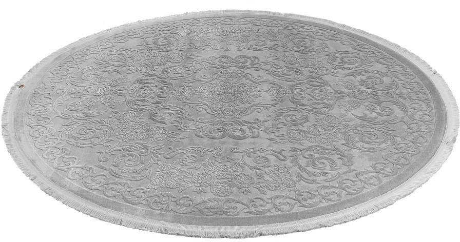 Teppich, »Noblesse 900«, LALEE, rund, Höhe 12 mm, maschinell gewebt
