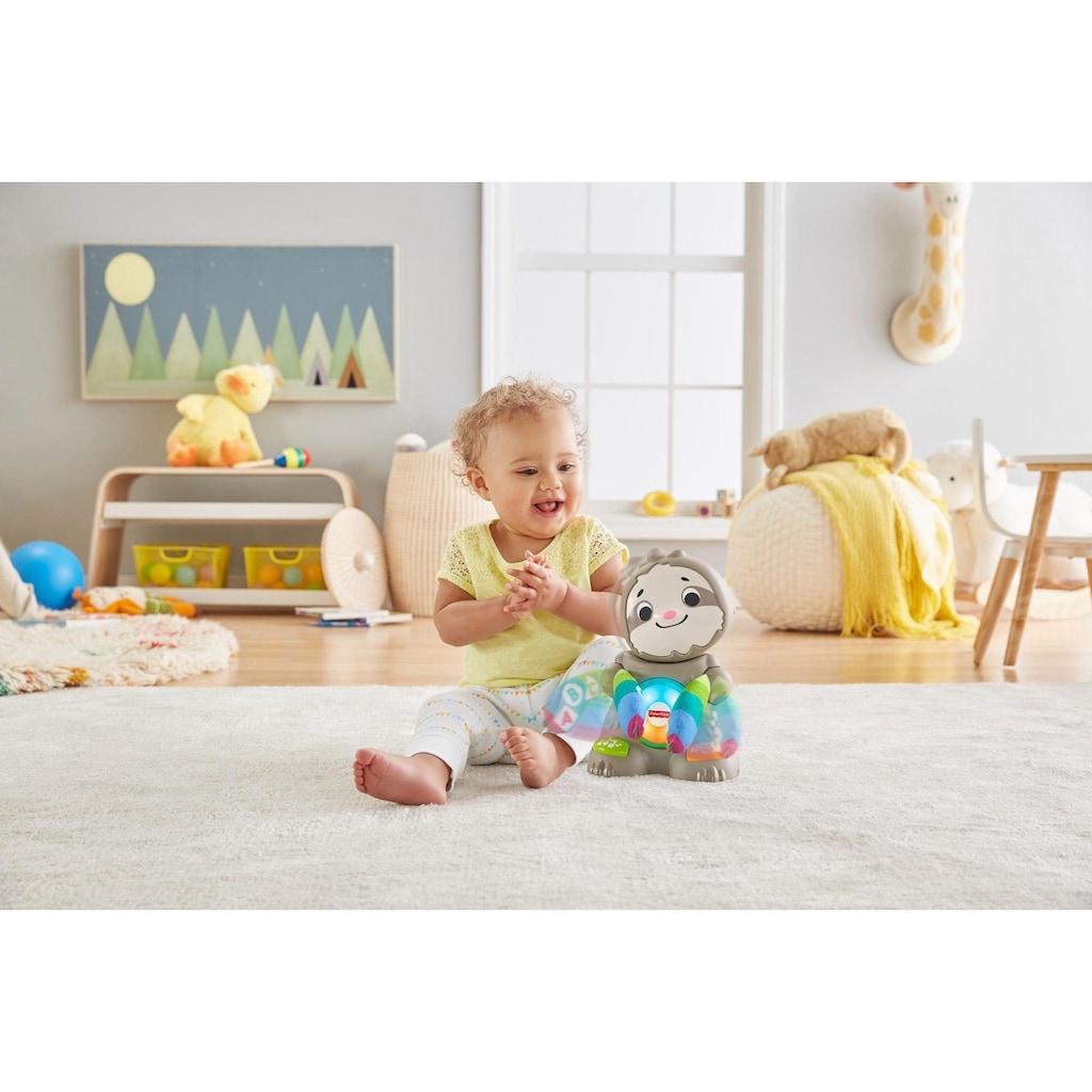 Fisher-Price® Lernspielzeug »BlinkiLinkis Faultier«