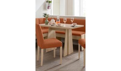 my home Esstisch »Hanau 1«, Breite 110 cm kaufen