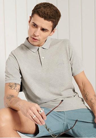 Superdry Poloshirt »CLASSIC MICRO LITE POLO« kaufen
