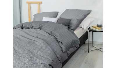 Irisette Wendebettwäsche »Palma 8257«, mit wellenförmigem Muster kaufen