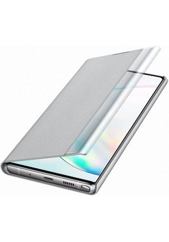 Samsung Handytasche »Clear View Cover EF - ZN975 für Galaxy Note 10+« kaufen