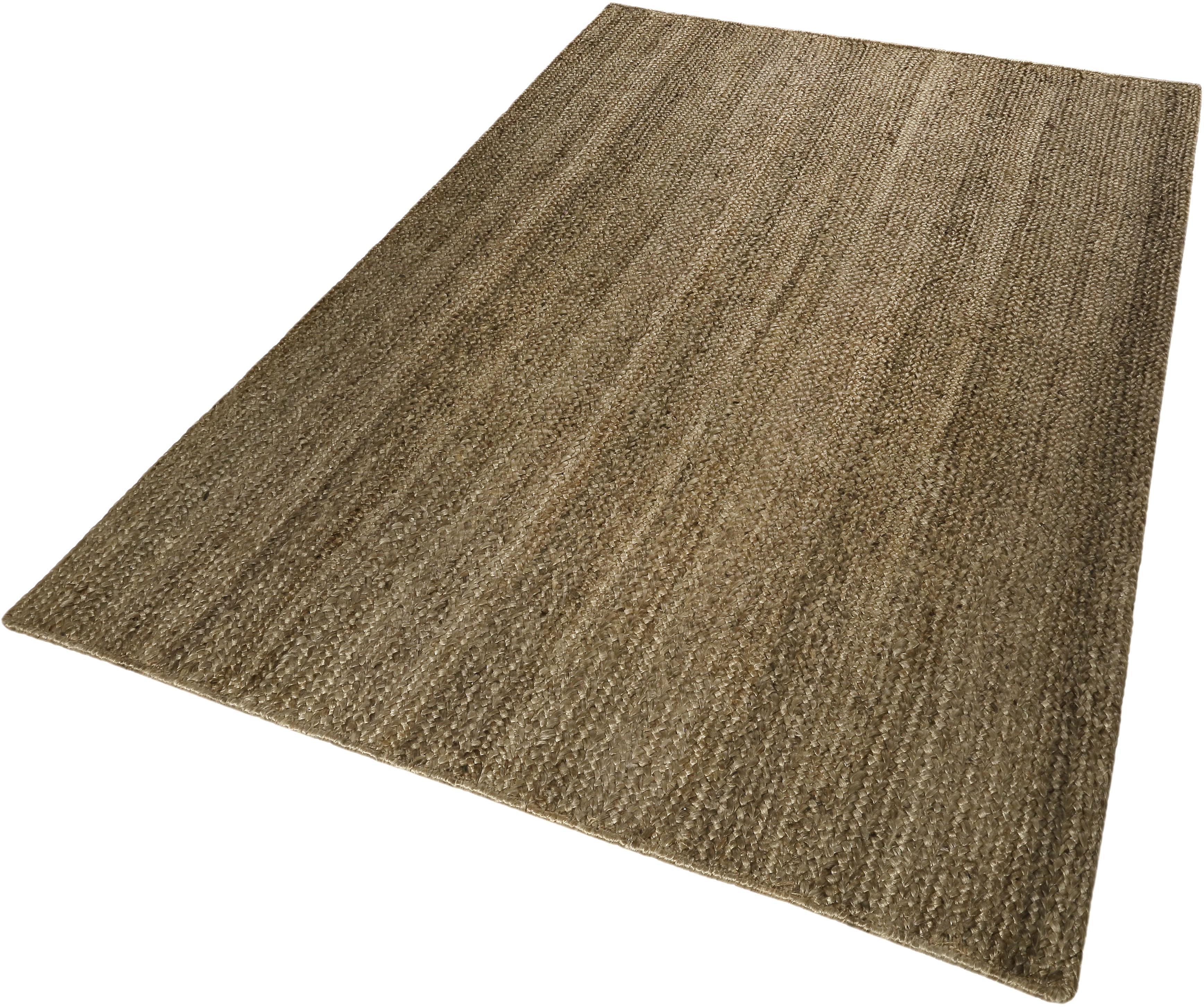 Teppich Feel Nature Esprit rechteckig Höhe 6 mm handgewebt