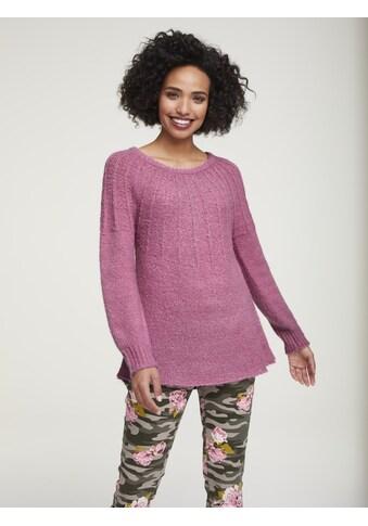 Pullover Grobstrick kaufen
