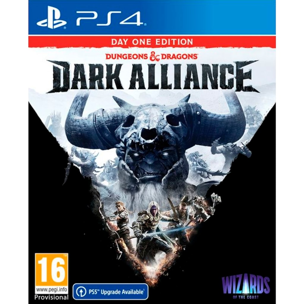 Koch Media Spiel »Dungeons & Dragons: Dark Alliance - Day One Edition«, PlayStation 4