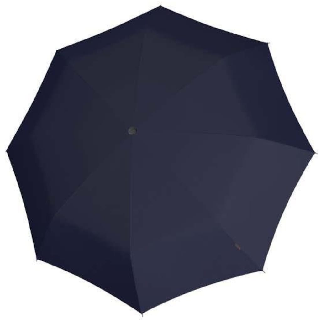 Knirps® Taschenregenschirm »A.050 Medium Manual, uni navy«