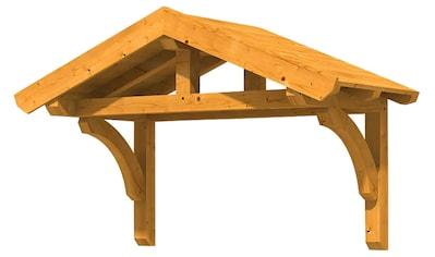 Skanholz Vordach »Stettin«, BxTxH: 180x80x255 cm kaufen