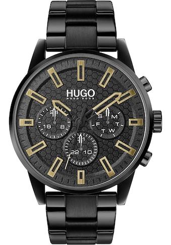 HUGO Multifunktionsuhr »#SEEK, 1530177« kaufen